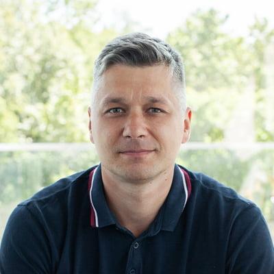 Dr inż. Przemysław Górecki